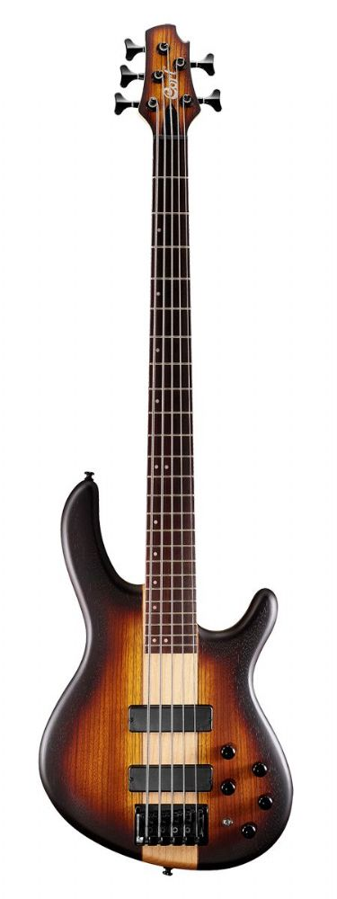 Cort Artisan C5 Plus ZBMH Open Pore Tobacco Burst